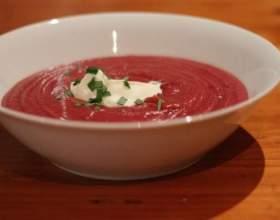Холодний борщ - рецепт освіжаючого літнього страви фото