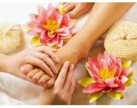 Індійський рефлекторний масаж стоп фото