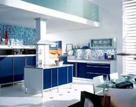 Інтер'єр: з яким кольором поєднується синій? фото