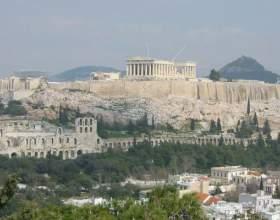 Цікаві місця афин: доторкнися до древньої греції фото