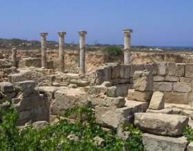 Цікаві місця кіпру: дух стародавньої еллади фото