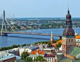 Цікаві місця клуні: прибалтійська перлина фото