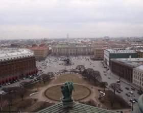 Ісаакіївська площа - одна з головних визначних пам'яток санктрпетербурга фото
