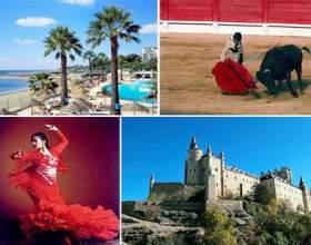 Іспанія - відпочинок, достопрімечтальності, погода, кухня, тури, фото, карта фото
