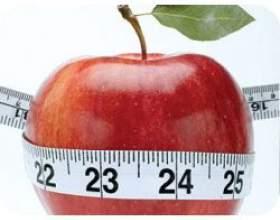 Яблучна дієта для схуднення фото
