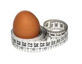 Яєчна дієта - найшвидша і ефективна фото