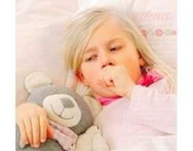 Ефективне лікування кашлю у дітей фото