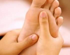 Ефективний масаж ніг фото