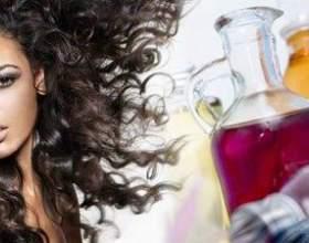 Ефірні масла для волосся фото