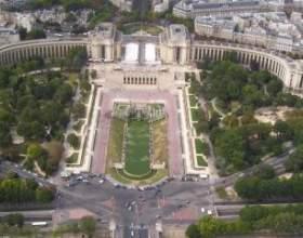 Карта пам'яток парижа: що варто побачити фото