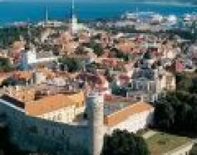 Естонія: модерн і середньовіччя фото