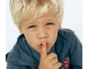 Етапи розвитку дитячого мовлення фото