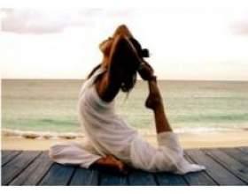 Йога і здоров'я сучасної людини фото