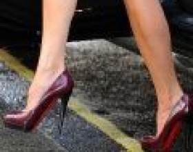 Каблуки: носити чи ні фото