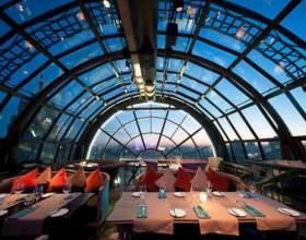 Кафе в москві на даху - відмінний романтичний сюрприз для другої половинки фото