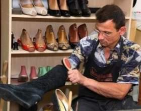 Як почистити взуття із замші фото