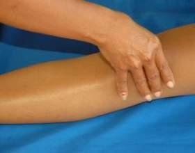 Як робити масаж ніг фото