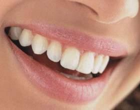 Як домогтися білизни зубів фото