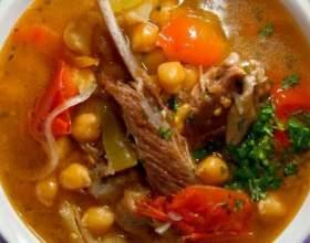 Як готувати бозбаш: суп з кислинкою фото