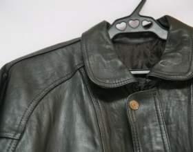Як можна погладити шкіряну куртку: поради для ретельного догляду фото