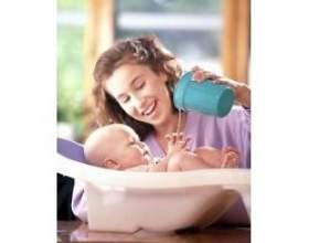 Як почати загартовування дитини фото