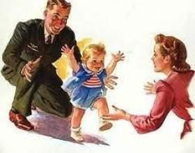 Як навчити дітей ходити? Робимо перші кроки фото