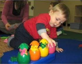 Як навчити дитину грати самостійно фото