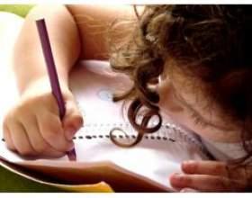 Як навчити дитину писати твори фото