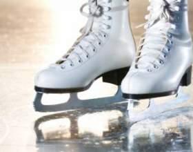 Як навчитися кататися на фігурних ковзанах фото