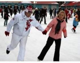 Як навчитися кататися на ковзанах? фото