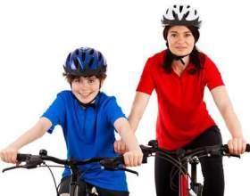 Як навчитися кататися на велосипеді швидко і безболісно фото