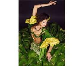 Як навчитися танцювати по-східному танець живота фото