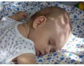 Як нормалізувати сон у грудних дітей фото
