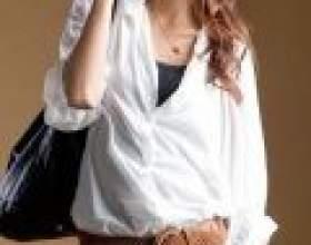 Як носити білу сорочку фото