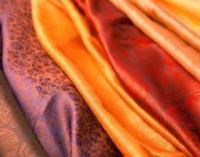 Шовк або не шовк: як визначити якість тканини? фото