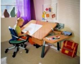 Як організувати робоче місце для школяра фото