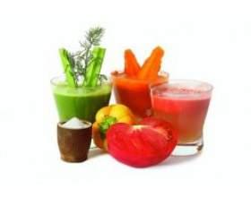 Як пити натуральні овочеві соки фото