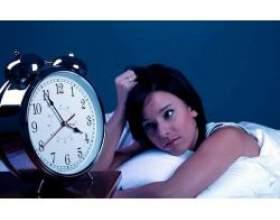 Як побороти безсоння фото