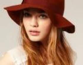 Як почистити капелюх фото