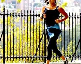 Як правильно бігати фото