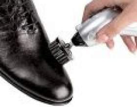Як доглядати за осінньої і зимової взуттям фото