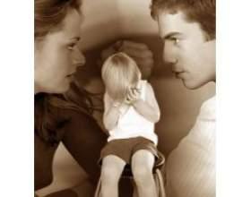 Як правильно поводитися з дитиною після розлучення? фото