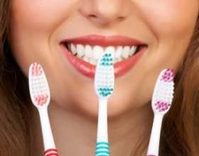 Як чистити зуби фото