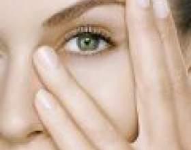 Народні засоби від зморшок навколо очей фото