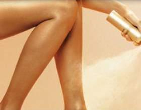 Як надати шкірі золотистий відтінок фото