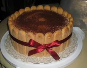 """Як приготувати торт """"тірамісу"""" в домашніх умовах? фото"""