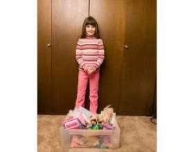 Як привчити дитину прибирати свої речі? фото