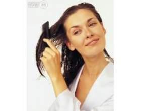 Як розплутати довге волосся фото