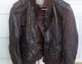 Як розгладити шкіряну куртку і повернути їй пристойний вигляд фото
