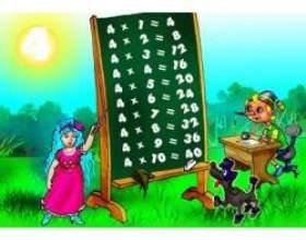 Як дитині швидко вивчити таблицю множення? фото